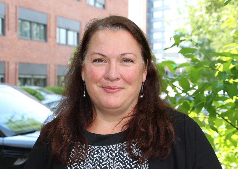 Sonja Skinnarland, direktør i NAV Oslo.