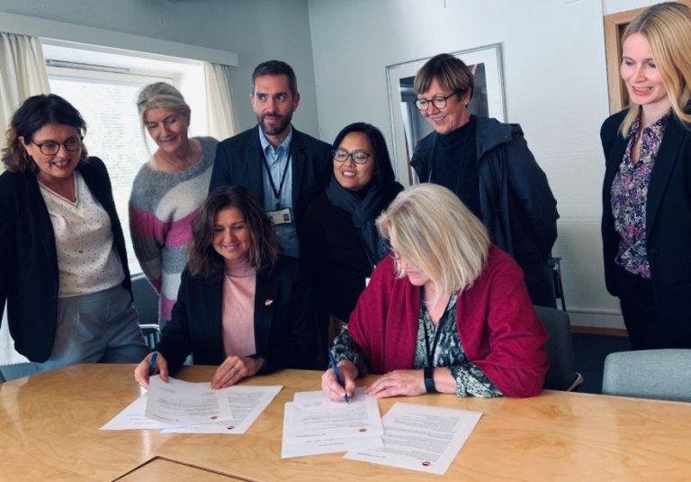 Signering HelseIArbeid